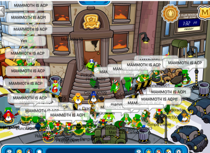 Image result for army of club penguin