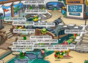 claim fort