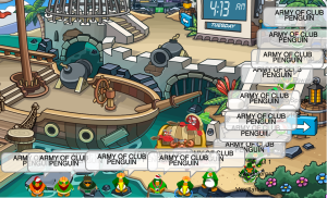 army of cp