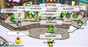 silver bug