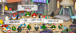 recruiting army of cp