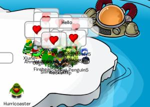 my last event e+h