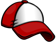 New_Player_Red_Baseball_Hat