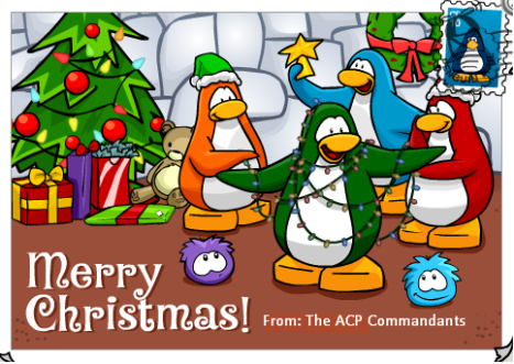 christmas acp