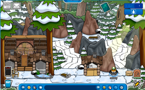 Image result for club penguin winter igloos